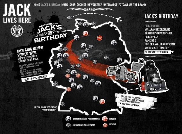 Jack Daniel S Pilgerreise News Berichte Videos Fotos Events