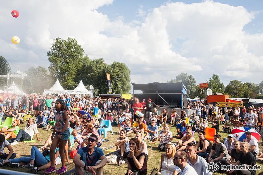 Das Fest Karlsruhe Tickets Samstag