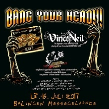 bang your head festival tickets artist